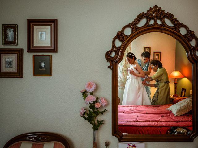 La boda de Sergio y Maria en San Juan Mozarrifar, Zaragoza 29