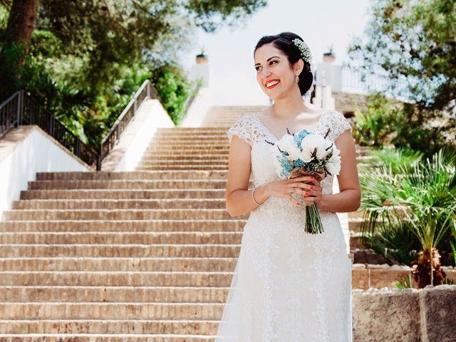 La boda de Salva y Lara en Sueca, Valencia 12