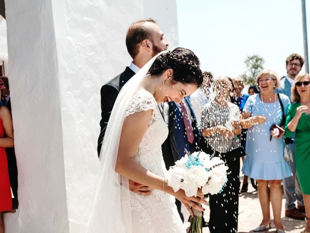 La boda de Salva y Lara en Sueca, Valencia 19
