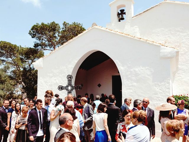 La boda de Salva y Lara en Sueca, Valencia 20