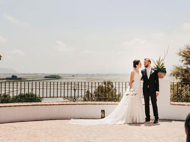 La boda de Salva y Lara en Sueca, Valencia 21
