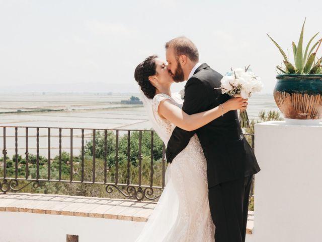 La boda de Salva y Lara en Sueca, Valencia 22