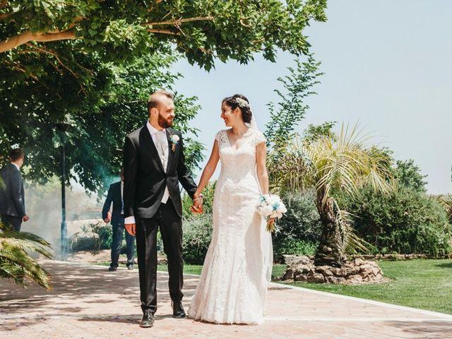 La boda de Salva y Lara en Sueca, Valencia 27