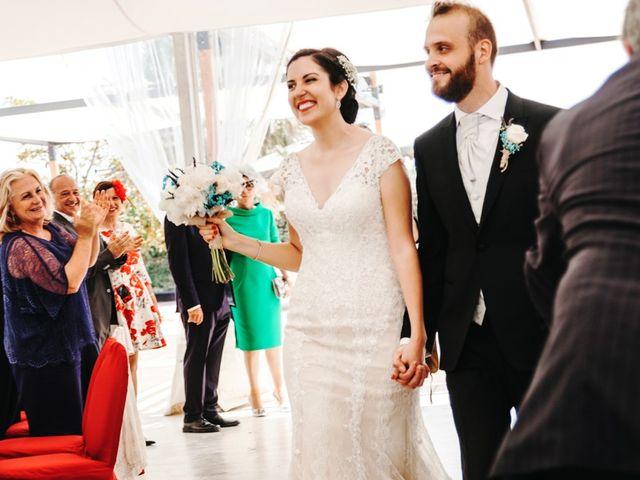 La boda de Salva y Lara en Sueca, Valencia 28