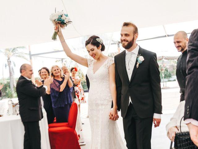 La boda de Salva y Lara en Sueca, Valencia 29