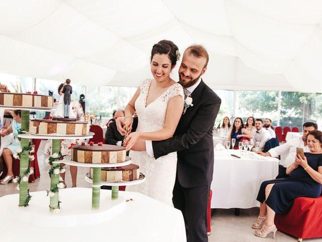 La boda de Salva y Lara en Sueca, Valencia 33