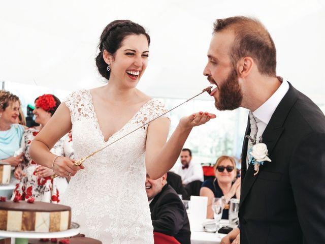 La boda de Salva y Lara en Sueca, Valencia 34