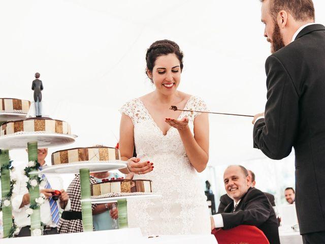 La boda de Salva y Lara en Sueca, Valencia 35