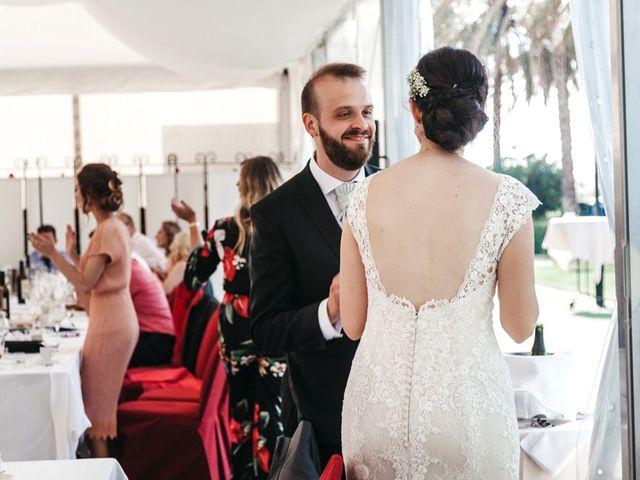 La boda de Salva y Lara en Sueca, Valencia 37