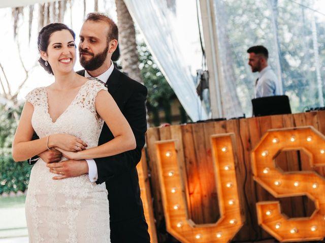 La boda de Salva y Lara en Sueca, Valencia 38