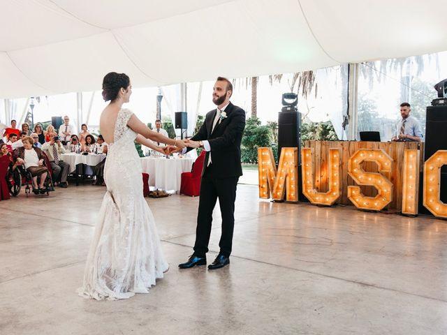La boda de Salva y Lara en Sueca, Valencia 39