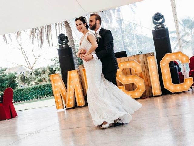 La boda de Salva y Lara en Sueca, Valencia 41