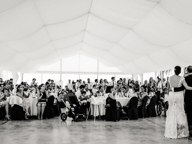 La boda de Salva y Lara en Sueca, Valencia 42