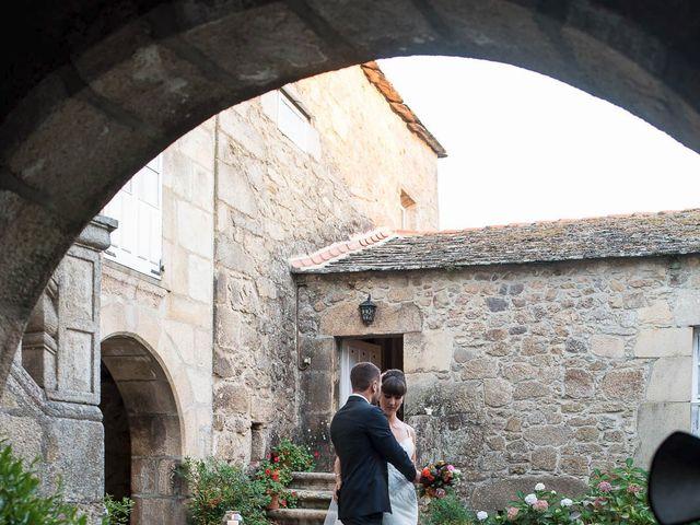La boda de Dani y Marta en Lugo, Lugo 14