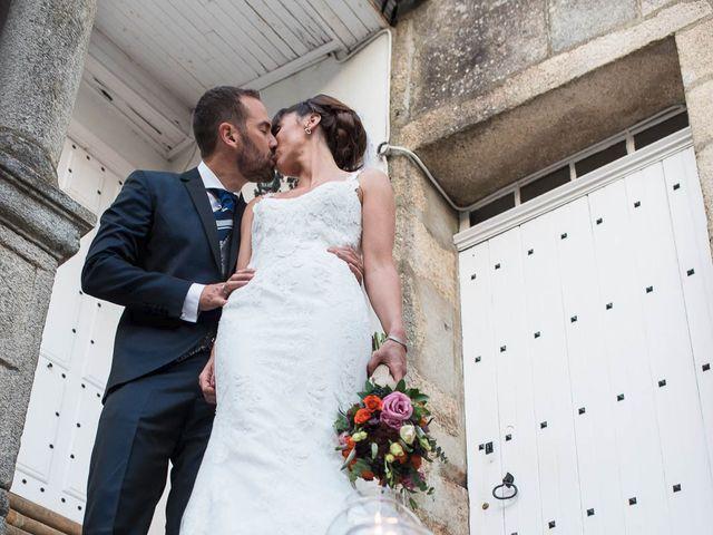 La boda de Dani y Marta en Lugo, Lugo 15
