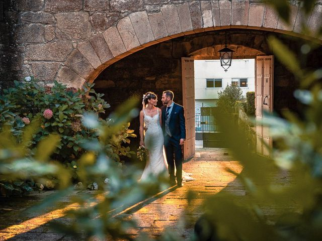 La boda de Dani y Marta en Lugo, Lugo 17