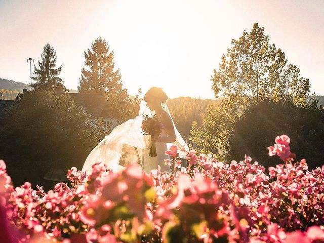 La boda de Dani y Marta en Lugo, Lugo 22