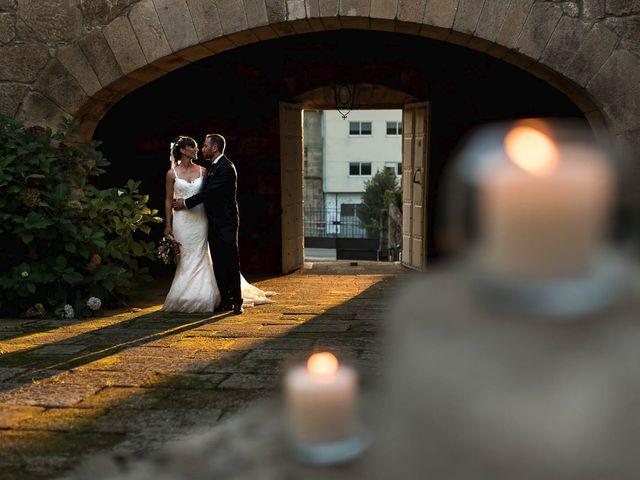 La boda de Dani y Marta en Lugo, Lugo 29