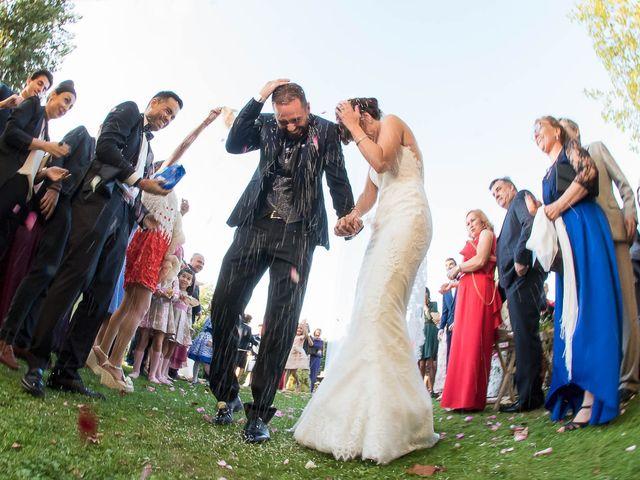 La boda de Dani y Marta en Lugo, Lugo 32