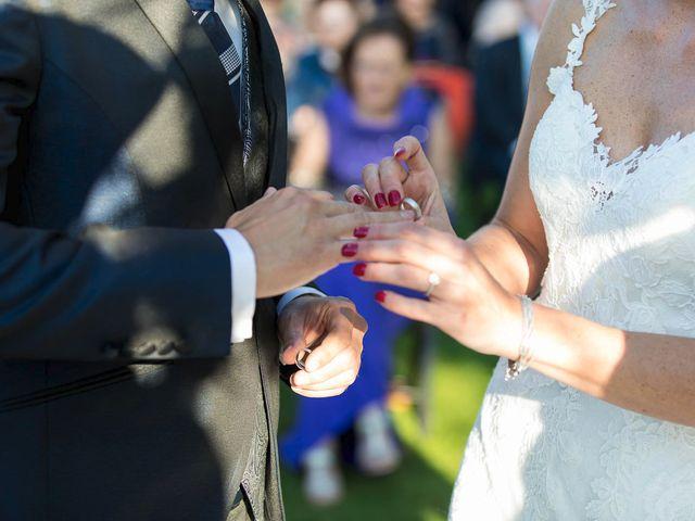 La boda de Dani y Marta en Lugo, Lugo 37