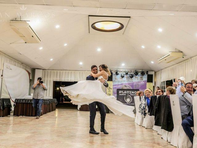 La boda de Dani y Ali