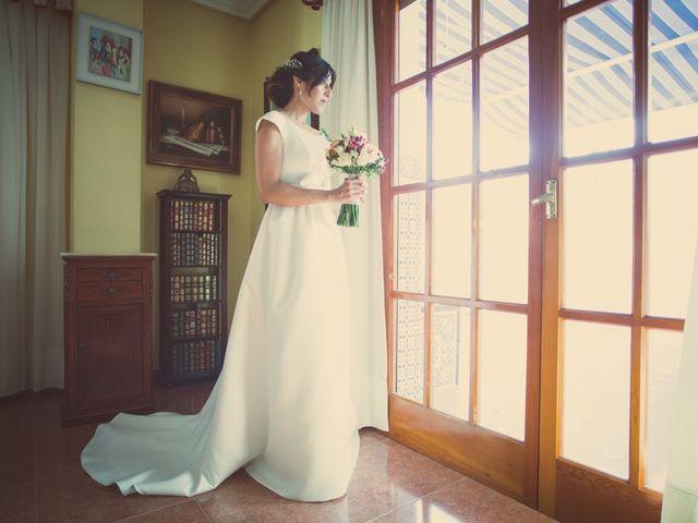 La boda de Lucia y Pedro en Jumilla, Murcia 11
