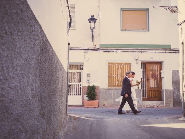 La boda de Lucia y Pedro en Jumilla, Murcia 18
