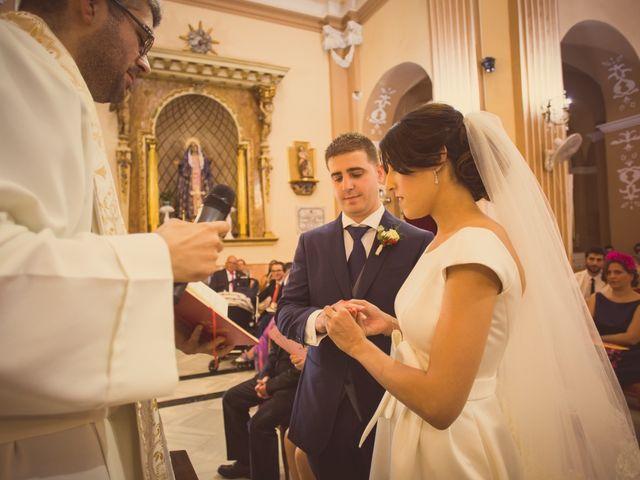 La boda de Lucia y Pedro en Jumilla, Murcia 21