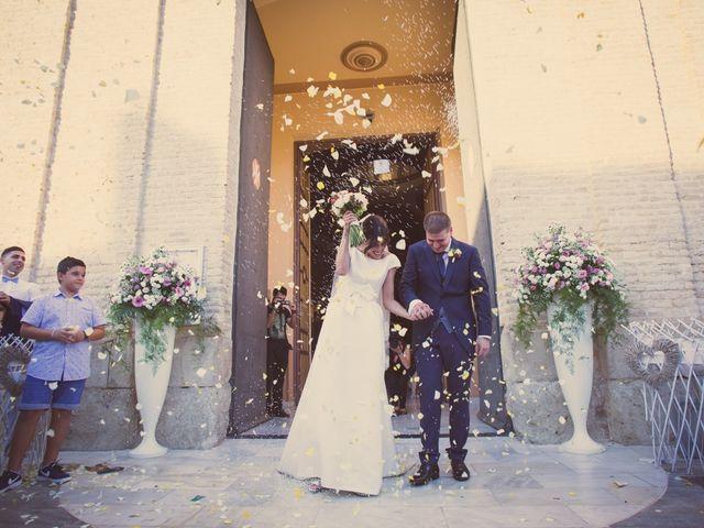 La boda de Lucia y Pedro en Jumilla, Murcia 24