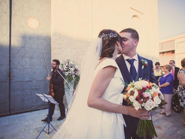 La boda de Lucia y Pedro en Jumilla, Murcia 25