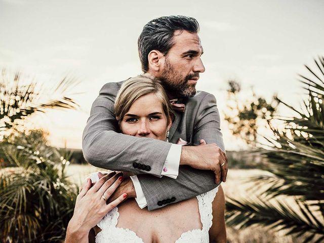 La boda de Anneke y Simon
