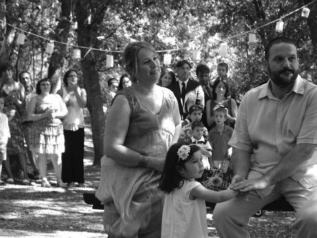La boda de Caye y Mònica en Vilobi D'onyar, Girona 2