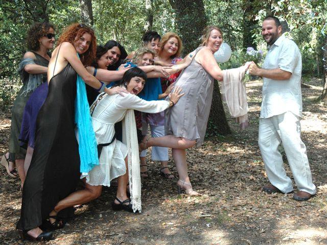 La boda de Caye y Mònica en Vilobi D'onyar, Girona 18