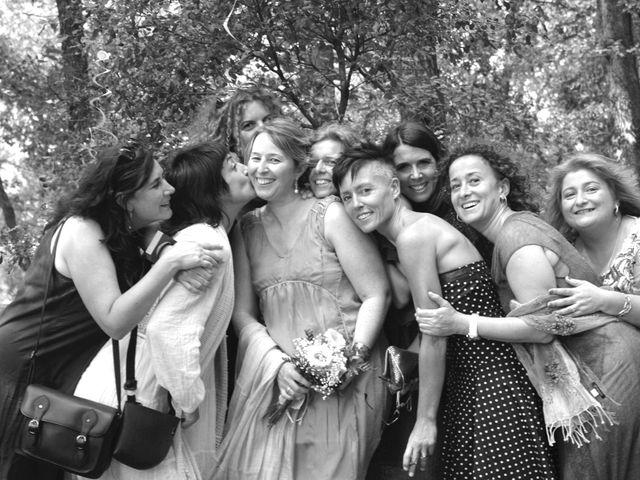 La boda de Caye y Mònica en Vilobi D'onyar, Girona 19