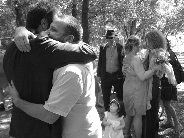 La boda de Caye y Mònica en Vilobi D'onyar, Girona 22