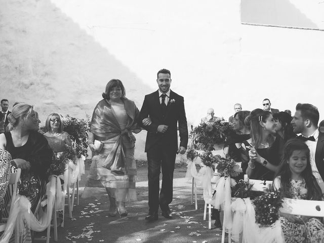 La boda de Juan y Iris en Riudecolls, Tarragona 10
