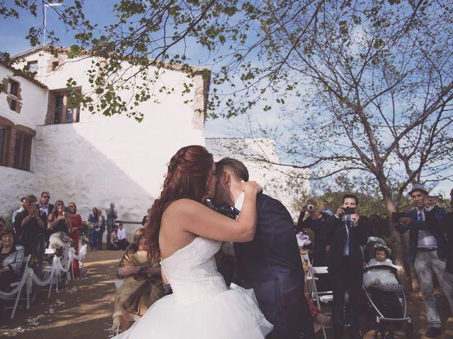 La boda de Juan y Iris en Riudecolls, Tarragona 12