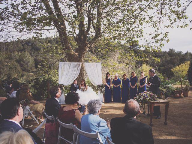 La boda de Juan y Iris en Riudecolls, Tarragona 13