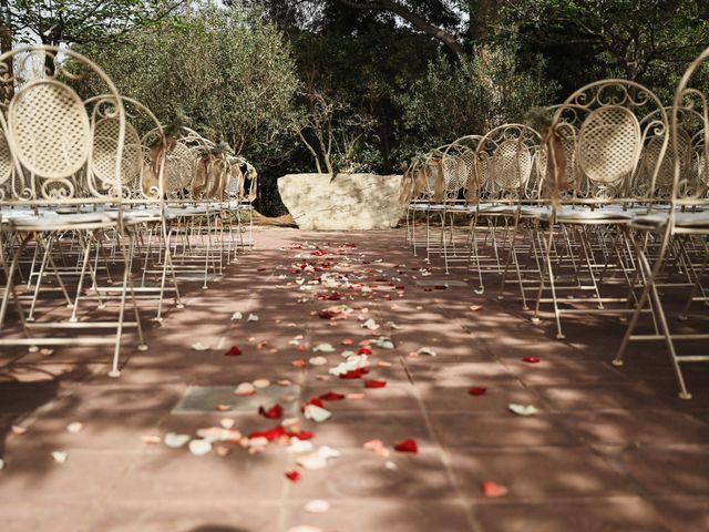 La boda de Kike y Ruth en L' Ametlla Del Valles, Barcelona 35