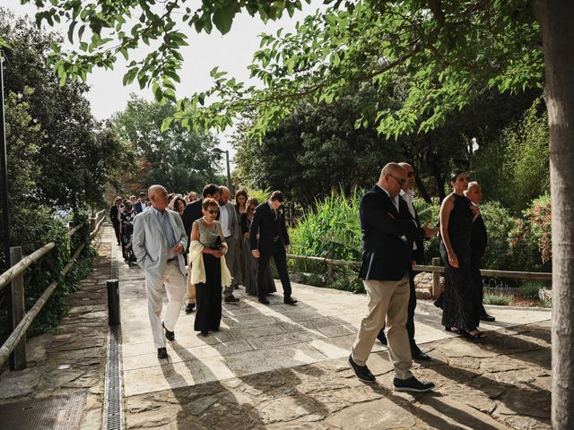 La boda de Kike y Ruth en L' Ametlla Del Valles, Barcelona 36