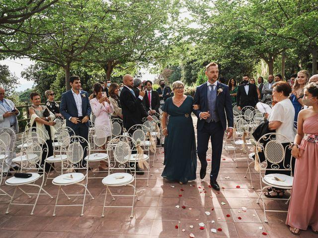 La boda de Kike y Ruth en L' Ametlla Del Valles, Barcelona 38