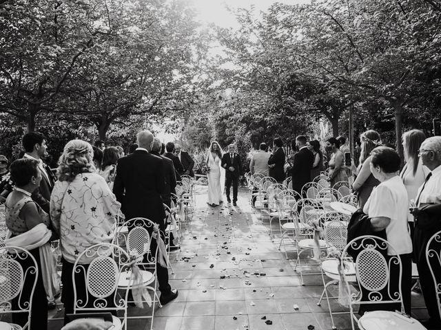 La boda de Kike y Ruth en L' Ametlla Del Valles, Barcelona 40