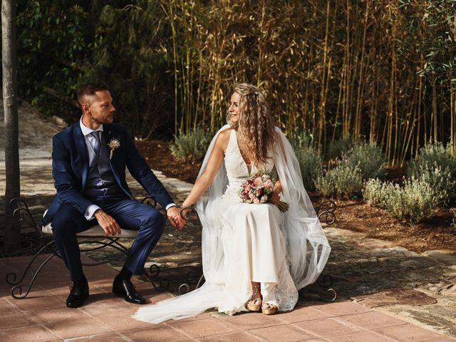 La boda de Kike y Ruth en L' Ametlla Del Valles, Barcelona 41