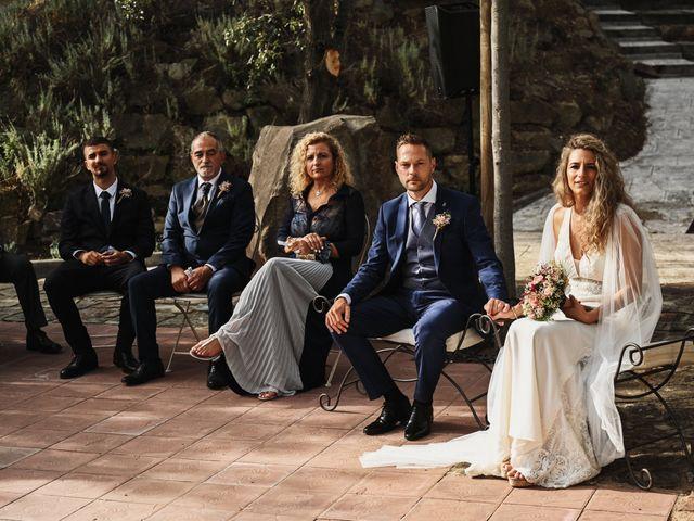 La boda de Kike y Ruth en L' Ametlla Del Valles, Barcelona 42