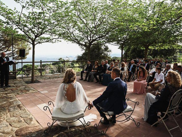 La boda de Kike y Ruth en L' Ametlla Del Valles, Barcelona 43