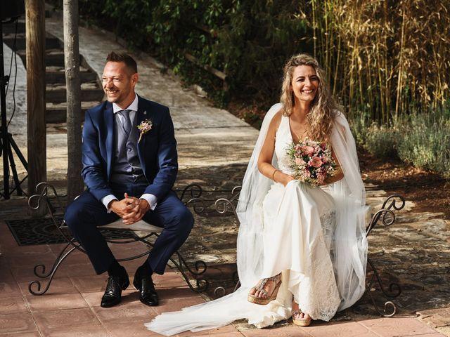 La boda de Kike y Ruth en L' Ametlla Del Valles, Barcelona 45