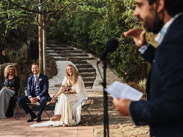 La boda de Kike y Ruth en L' Ametlla Del Valles, Barcelona 46