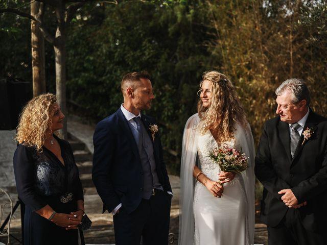 La boda de Kike y Ruth en L' Ametlla Del Valles, Barcelona 48