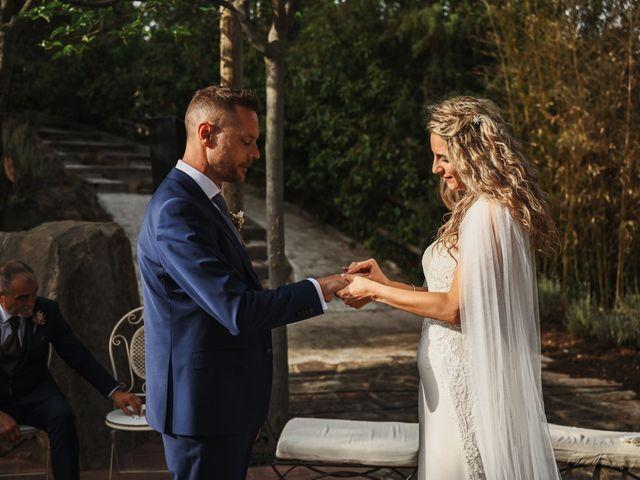 La boda de Kike y Ruth en L' Ametlla Del Valles, Barcelona 49