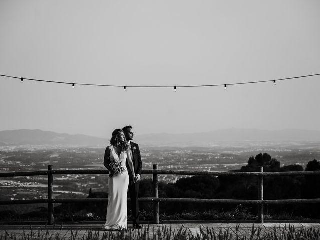 La boda de Kike y Ruth en L' Ametlla Del Valles, Barcelona 61